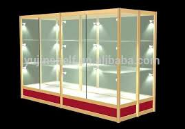 used vision glass display glass tower display