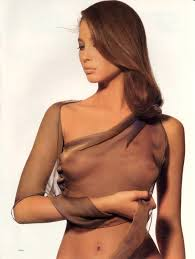 christy turlington in u201cpure style u201c by irving penn for vogue us