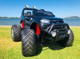 100 Monster Truck Pictures Ride On Ford Ranger Licensed Ford Ranger