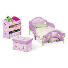 Walmart Bed In A Box by Disney Tinkerbell Fairies Toddler Room In A Box Walmart Com