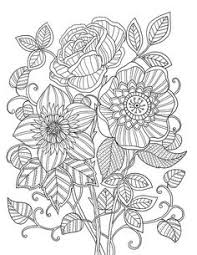 Mon Jardin Interieur Coloring Book Agenda 2015 On Behance