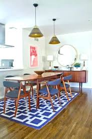 Dinning Room Rugs Oval For Dining Modern Area Amazing
