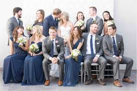For Your Bridesmaid Wedding Party Attire Ideas Dress And Groomsmen Style Tips Stone Barn