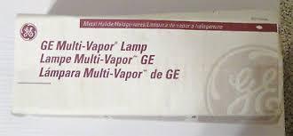ge multi vapor metal halide l ed37 mogul mvr400 u 43828