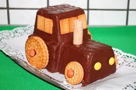 schneller traktor kuchen