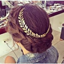 Braided Headband Hairstyles Tumblr Qnad