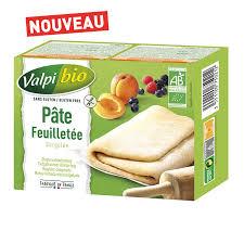 recette pate feuilletee sans gluten nouveau pains et pâtes feuilletées surgelés bio et sans gluten