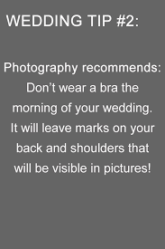 10 Must Read Wedding Tips Before Your Day