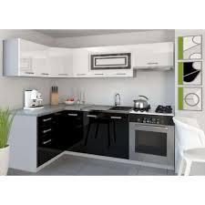 et cuisine justhome lidja p l cuisine quipe complte 130 230 cm couleur