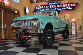 100 Blazer Truck 1972 Chevrolet K5 44 Convertible Pickup No Reserve