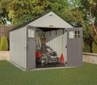 Rubbermaid Garden Sheds Home Depot by Suncast Shed Parts Vertical Bms5700 8x10 Garden Storage Cabinet