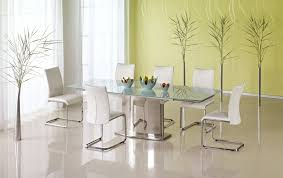 dining tables round glass kitchen table glass dining room table
