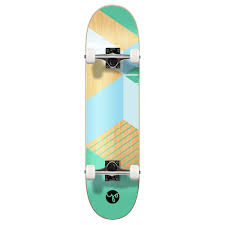 100 Skateboard Truck Sizes Amazoncom Yocaher Geometric Series Complete And Decks S