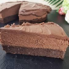 low carb keto chocolate cake torten kuchen