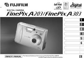 fuji chair manual fujifilm digital finepix a303 user guide manualsonline