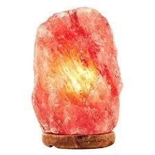 Himalayan Ionic Salt Lamp by Amazon Com Himalayan Salt Lamp Natural Air Purifier Ionic Rock