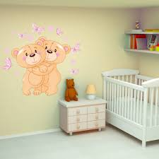 stickers nounours chambre bébé beautiful chambre bebe ourson gallery design trends 2017