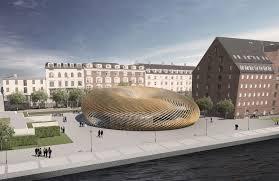 100 Modern Architecture Magazine Copenhagen New Library EVolo
