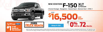 100 Rebates On Ford Trucks Red McCombs San Antonios Dealership