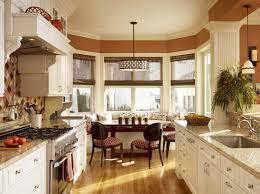 Elegant Kitchen Table Decorating Ideas by Eat In Kitchen Table Elegant Dining Area Decoration With Dark