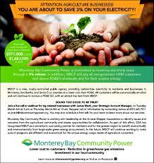 bureau am ag monterey county farm bureau monterey bay community power