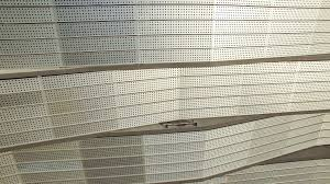 100 Austin Cladding Perforated Metal GW Parking Structure Hendrick