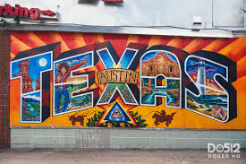 Most Famous Mural Artists by Some Of Our Favorite Street Art In Austin