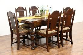 SOLD - English Tudor Antique 1920 Oak Dining Set, Table 2 Leaves, 6 ... Oak Arts And Crafts Period Extending Ding Table 8 Chairs For Have A Stickley Brother 60 Without Leaves Dning Room Table With 1990s Vintage Stickley Mission Ottoman Chairish March 30 2019 Half Pudding Sauce John Wood Blodgett The Wizard Of Oz Gently Used Fniture Up To 50 Off At Archives California Historical Design Room Update Lot Of Questions Emily Henderson Red Chesapeake Chair Sold Country French Carved 1920s Set 2 Draw Cherry Collection Pinterest Cherries Craftsman On Fiddle Lake Vacation In Style Ski