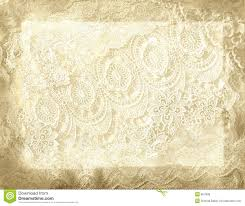 Vintage Lace Stock Illustration Of Flowery