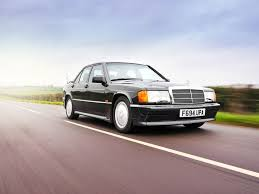 Saloon Brawl Alfa Romeo 75 V6 Vs Mercedes Benz 190 E 2 5 16