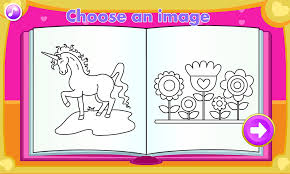 Kids Coloring Book Screenshot