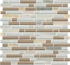 Stone Tile Backsplash Menards by Vela Mosaic Floor Or Wall Tile 1