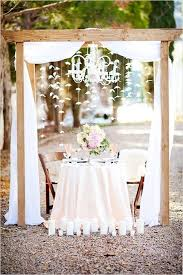 Elegant Bride And Groom Wedding Table 1000 Ideas About On Pinterest