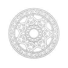 dessin pour imprimer mandalas pour enfants 39 mandalas coloriages à imprimer