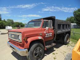 100 Chevy Dump Trucks C 65 Truck Graves Online Auctions