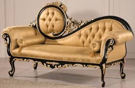 casa padrino luxury baroque living room sofa gold black 170 x 70 x h 100 cm living room furniture in baroque style noble magnificent