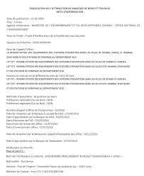 pointage bureau d emploi kef office national de l assainissement onas tunisie