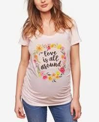 Halloween Maternity Shirts Walmart by Motherhood Maternity Halloween Graphic Maternity Tee We U0027re