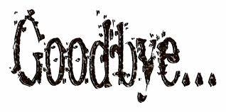 Free Goodbye Clipart