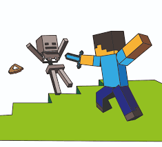 Minecraft On Blanket And Coloringminecraft Coloring Pages