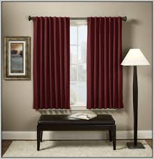Eclipse Blackout Curtains 95 Inch by 100 Eclipse Blackout Curtains 95 Inch Ffmode Solid Color