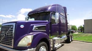 100 Truck Volvo For Sale 2008 VNL880 77 Commercial Truck Sleeper For Sale STOCK