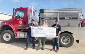 100 Brush Trucks County Fire Stations Awarded Grants For New Brush Trucks