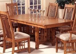 Santa Rosa Furniture Mission Style Dining Room Trestle Table Repair Beach