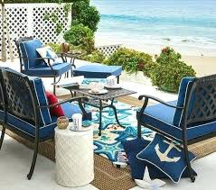 Beach House Outdoor Furniture Excellent Best Coastal Decor Living Images On Throughout
