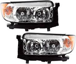 subaru forester 07 headlights ebay