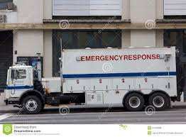 NYPD Emergency Response Truck Editorial Stock Photo - Image Of ...