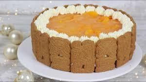 spekulatius kuchen mit mandarinen ohne backen no bake cake rezept