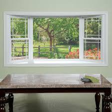 Single And Doublehung Windows With Builtin Blinds Tilt