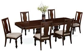 American Signature Dining Table Dining Table And 6 Side Chairs ... Fniture American Of Slidell Grindleburg Round Ding Room Dinettes I Signature Foothillfolk Designs Value City Page Shop 7 Piece Sets And Also Cozy Accent Coffee Table Home Design 79 Off Brown Galleries Aldwin Gray W4 Side Chairs American Signature Ding Table Historicalentslive Awesome How To Create An Industrial